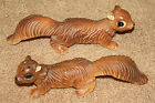 Vintage Squirrel Salt & Pepper Shakers Japan Ceramic Handpainted Figurines 5