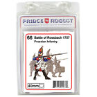 Prussian soldiers 40mm scale casting Prince August rubber moulds molds PA66