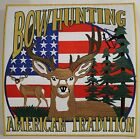BOW HUNTING AMERICAN TRADITION 12