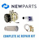 Geo Metro 1994 Complete AC A C Repair Kit with Compressor  Cclutch Brand New