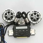Radio Speakers FM MP3 For Yamaha V-Star XVS 1100 Silverado Raider S XV 1900