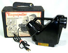 Vintage 60s Bakelite Magnajector Portable Magnifying Projector Kit w/ Box