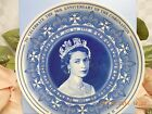 Wedgwood China Celebrate the 50th Anniversary of the Queens Coronation Plate