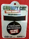 Ganz Grumpy Cat Collar Accessory