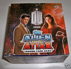 DOCTOR WHO 2012 TOPPS - ALIEN ATTAX - TCG CCG - 24 PACK BOX