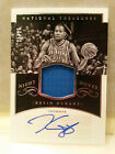 2014-15 Panini National Treasures Kevin Durant Night Moves Patch Auto 25!