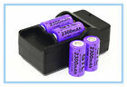4x 2300mAh 16340 Rechargeable Li-ion Battery For LED Flashlight+CR123A Charger#2