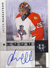 2011-12 Ultimate Collection Ultimate Signatures #USJM Jacob Markstrom