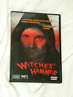 Witches Hammer DVD 2004 Facets Video Czech New Wave RARE OOP beautiful film