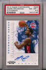 2012-13 PANINI CONTENDERS ANDRE DRUMMOND ROOKIE RC AUTO #208 PSA 8.5
