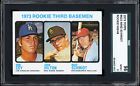 1973 Topps #615 Mike Schmidt Rookie Card High Number SGC 96 MINT 50 50 Centered!