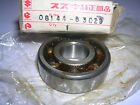 Rear Wheel Bearing Suzuki NOS GN125, 1983, 1991-97,, # 08144-63027