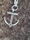 Anchor Antiqued Silver Alloy Charm Bookmark Bracelet Scrapbooking 3 4