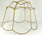 Lamp Shade Wire Frame Fancy Oval Floor Lamp Large Custom Made Original Design