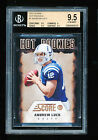 Top 10 Andrew Luck Rookie Cards 25