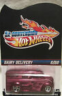 Hot Wheels CUSTOM DAIRY DELIVERY 2012 Mexico Convention RR  LTD  #6 of 50 Made!