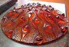 $4200 NEW Lalique Red Crystal 15