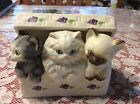 Mann Vintage Music Box 3 Little Kittens