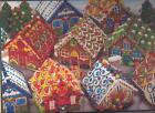 Cobble Hill 1000 Pc Jigsaw Puzzle Gingerbread Houses