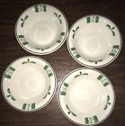 Set Of 4 Buffalo China Olive Garden Restaurant Ware Soup Or Cereal Bowls