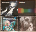 4 CD Lot -Various Artist Compilations - limited edition synthpop / new wave