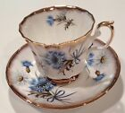 Vintage Elizabethan Fine Bone China Tea Cup and Saucer England