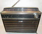 Vintage Panasonic SG-515 Portable AM/FM Record Player WORKS!! Some Repair Needed