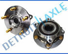 Pair 2 NEW Rear Wheel Hub  Bearing Assembly for Lancer Outlander RVR 4WD AWD