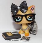 Littlest Pet Shop lps clothes accessories NERD LOT CAT/DOG NOT INCLUDED