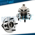 2 Rear Wheel Hub Bearing  Hub Assembly for Chevy Impala Pontiac Grand Prix