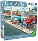Karmin International Ken Zylla A Little Boys Dream Puzzle 1000-Piece