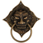 Auspicious Lion Door Pull 6.7