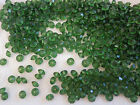 Swarovski vintage Art5305 5mm green tourmaline 144beads