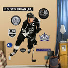 NHL Dustin Brown Fathead Wall Graphic - Action