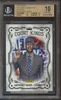 anthony davis 2012 panini national convention kings VIP rookie BGS 10 pop 6