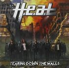 Tearing Down The Walls By Heat On Audio CD Album Import 2014 Very Good