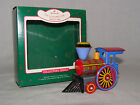 1988 Hallmark Christmas Ornament Collector's Tin Locomotive Series #7 w/box