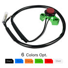 4 Colors Engine Kill/Starter Switch For Off-Road Motorcycles Enduro ATV Quard