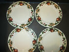 THE CADES COVE COLLECTION by Citation ~ Set of 4 ~ Dinner Plates ~ 10 1/2