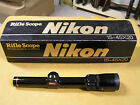 Nikon 15 45x20 Rifle Scope Made In Japan Gloss Duplex w Box and Accessories