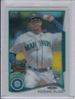 2014 Topps Update Roenis Elias RC Clear Acetate 10 10 US-220