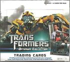 BREYGENT TRANSFORMERS OPTIMUM COLLECTION MOVIE Sealed Trading Card Hobby Box
