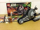 Lego Star Wars Corporate Alliance Tank Droid Set no 75015 99 Complete