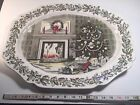 Johnson Brothers Friendly Village Merry Christmas Large Platter