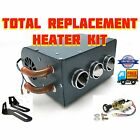1946 - 1954 Willys Complete Replacement Heater Kit 12v new for diy hook up