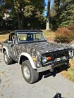 Ford  Bronco 1974 ford bronco lifted 4 x 4 302 v 8 automatic