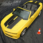 2014 2015 Chevy Camaro Convertible Rally Racing Stripes Hood  Trunk SS Decals