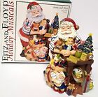 Fitz and Floyd Old Fashioned Christmas HOLIDAY MUSICALS Music Box