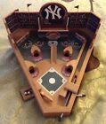 FRONT PORCH CLASSIC #FP9135 BASEBALL PINBALL WOODEN GAME~PREOWNED~ Yankees