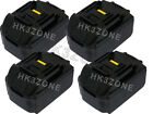 4PCS 3A BL1840 BATTERY FOR Makita 18Volt DHP453 DHP453Z DHP453RFE COMBI DRILL
